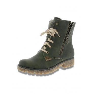 Boots Rieker Grün