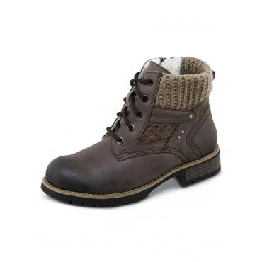 Bulbo Boots Jana Grau