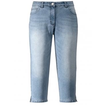 Capri-Jeans Janet & Joyce blue