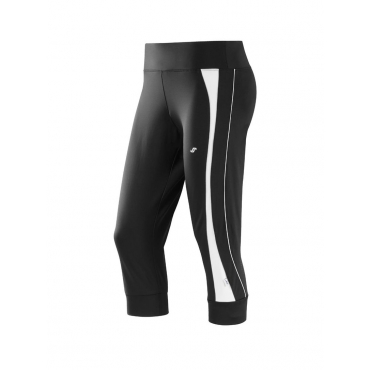 Caprihose SILVIA JOY sportswear black