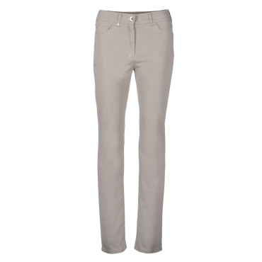 Frauliche 5-Pocket Jeans Gerke grau