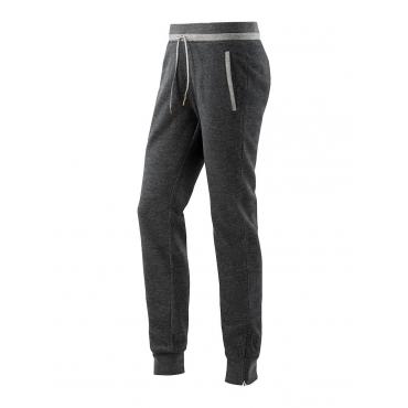 Freizeithose NASTJA JOY sportswear black melange