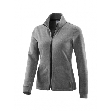 Freizeitjacke PAULINA JOY sportswear carbon dark melange
