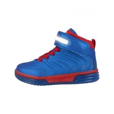 Geox Schuhe J Argonat B. B Junior Geox blau