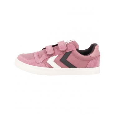 Hummel Schuhe Stadil Canvas Duo Low Hummel pink