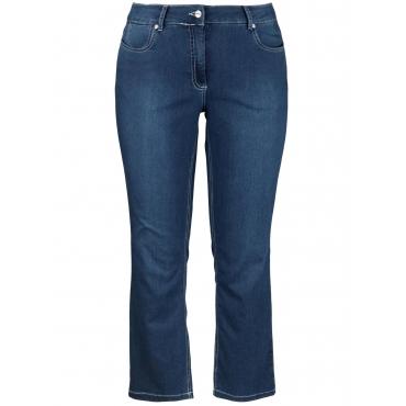 Jeans 5-POCKET-STYLE Doris Streich jeansblau