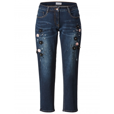 Jeans Angel of Style Blau