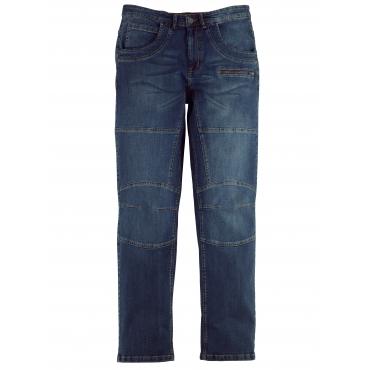 Jeans Men Plus black stone used