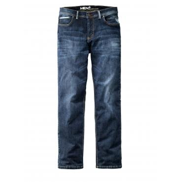 Jeans Men Plus blue bleached