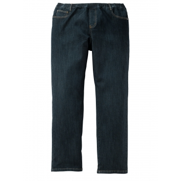 Jeans Men Plus Dark blue