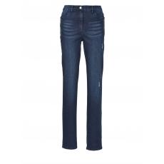 Jeans MIAMODA blue denim