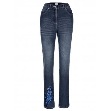 Jeans MIAMODA Dark blue