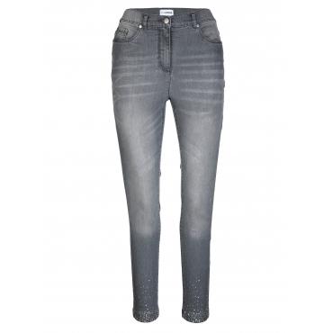 Jeans MIAMODA Weiß