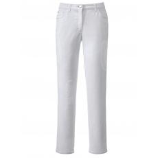 Jeans mit Heavy-Destroy-Effekten Angel of Style white denim