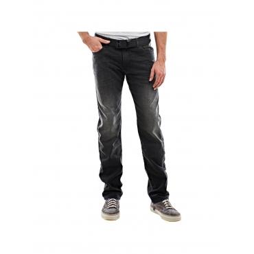 Jeans mit modischer Waschung Engbers Anthrazit