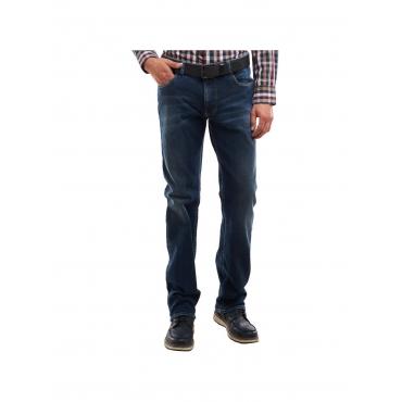 Jeans mit toller Steppoptik Engbers Marineblau