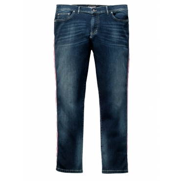 Jeans Slim Fit Men Plus Dark blue