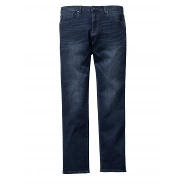 Jeans Slim-Fit Men Plus grau