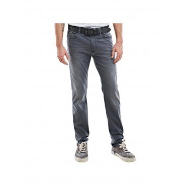 Jeans straight Engbers Granitgrau