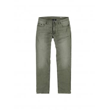 Jeans straight Engbers Khakigrün