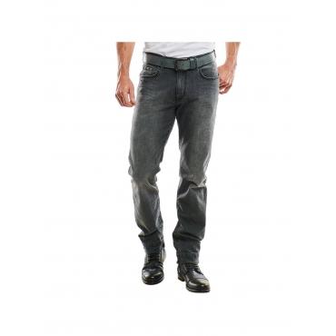 Jeans straight Engbers Olivgrün