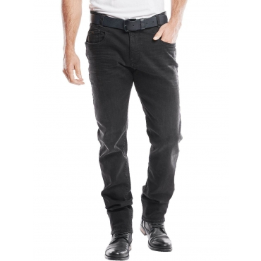 Jeans straight Engbers Schwarz