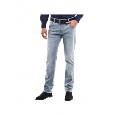 Jeans straight Engbers Silbergrau