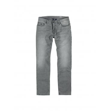 Jeans straight Engbers Stahlgrau