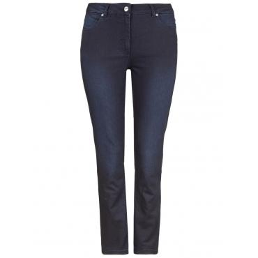Jeans SUPER STRETCH DENIM Doris Streich jeansblau