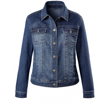 Jeansjacke dark blue
