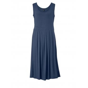 Jersey-Kleid Adia Marineblau