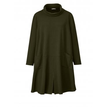 Jersey-Kleid Gozzip Khaki