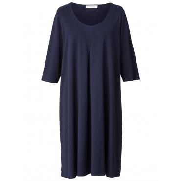 Jersey-Kleid Janet & Joyce Dunkelblau