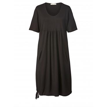 Jersey-Kleid Janet & Joyce Schwarz
