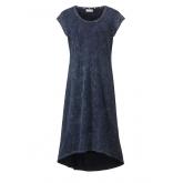 Jersey-Kleid moon wash Angel of Style blau moonwash