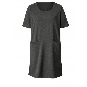 Jersey-Kleid Sara Lindholm Anthrazit