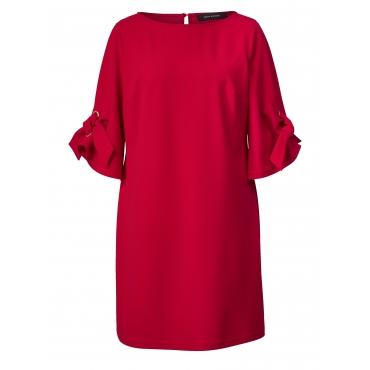 Jersey-Kleid Sara Lindholm Rot