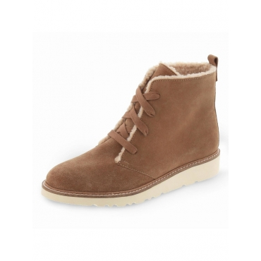 Kajal Boots Esprit Braun