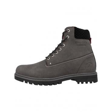 KangaROOS Boots Riveter W I KangaROOS grau