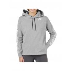 Kapuzensweatshirt Nike Grau