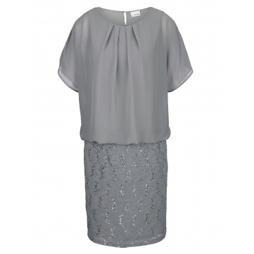 Kleid MIAMODA Grau