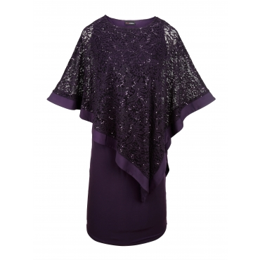 Kleid MIAMODA Lila