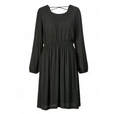 Kleid mit Allover-Print Angel of Style dunkelgrün