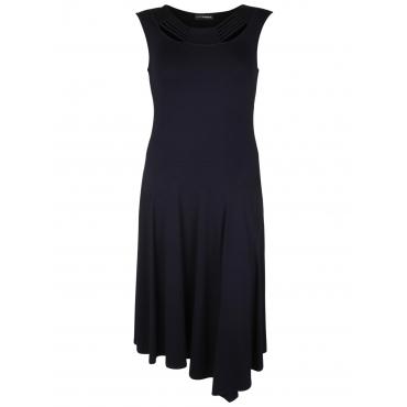 Kleid mit Cut-Outs Doris Streich schwarz