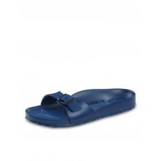 Madrid Pantolette Birkenstock Blau