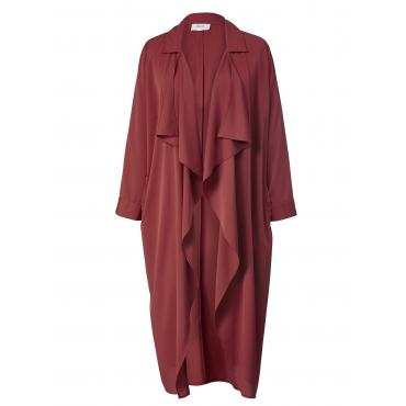 Mantel Zizzi Rot