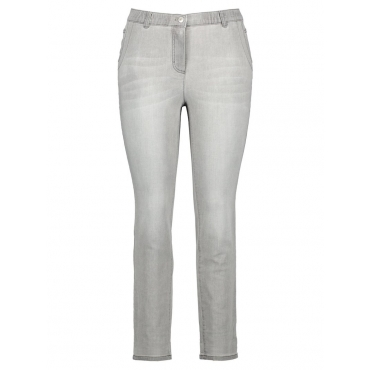 Modern-Fit-Jeans, Betty Jeans Samoon Silver Fox Denim