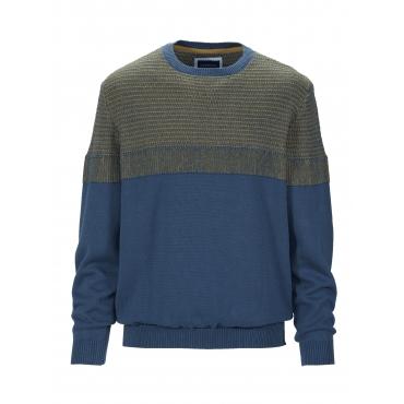 Pullover BABISTA blau-grün