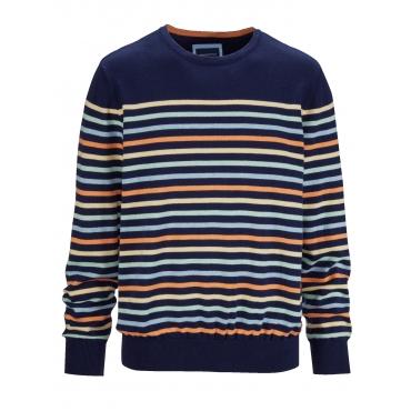 Pullover BABISTA Marineblau::Multicolor