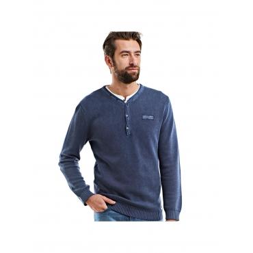 Pullover Engbers Marineblau